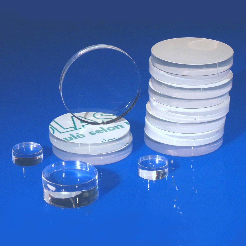 Acrylglas - Ronden und Kreisscheiben in verschiedenen Größen