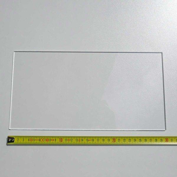 Restposten | Rechteck-Zuschnitt 300 x 130 mm