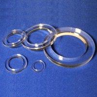 Acrylglas-Ringe für Kugeln