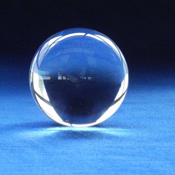 Kugel aus Glas