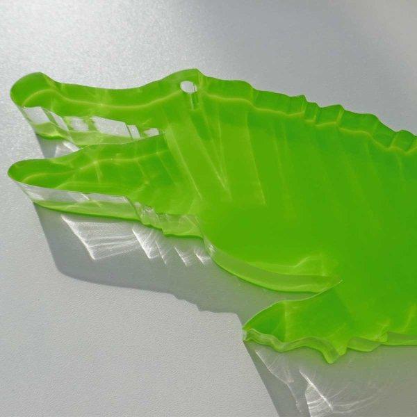 hellgrün (3 mm) + klar (20 mm)